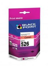 Black Point patron BPC526M (Canon CLI-526M) piros