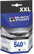 Black Point patron BPC540XL (Canon PG-540XL) fekete