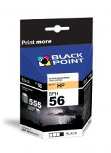 Black Point patron BPH56 (HP C6656AE) fekete