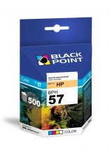Black Point patron BPH57 (HP C6657AE) színes